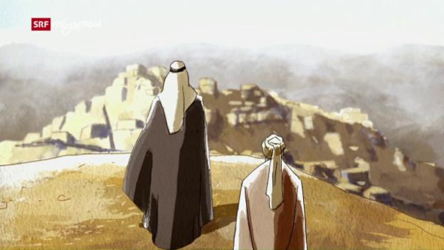 Video «Juden & Muslime. So nah. Und doch so fern! (1/4)» abspielen