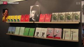 Video «Brasilien an der Frankfurter Buchmesse» abspielen