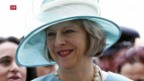 Video «Cameron-Nachfolge: Theresa May ist neue Favoritin» abspielen