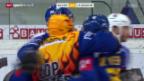 Video «Eishockey: Davos - Lausanne» abspielen