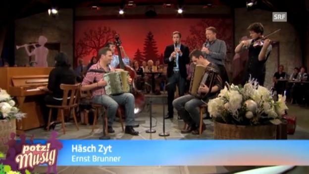 Video «Häsch Zyt - Ernst Brunner» abspielen