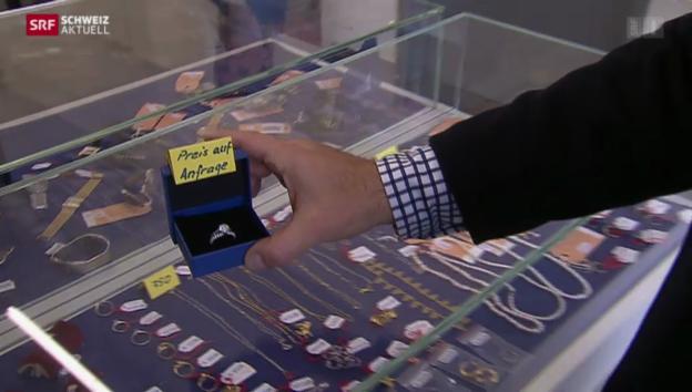 Video «Gestohlene Uhren oder beschlagnahmte Autos» abspielen