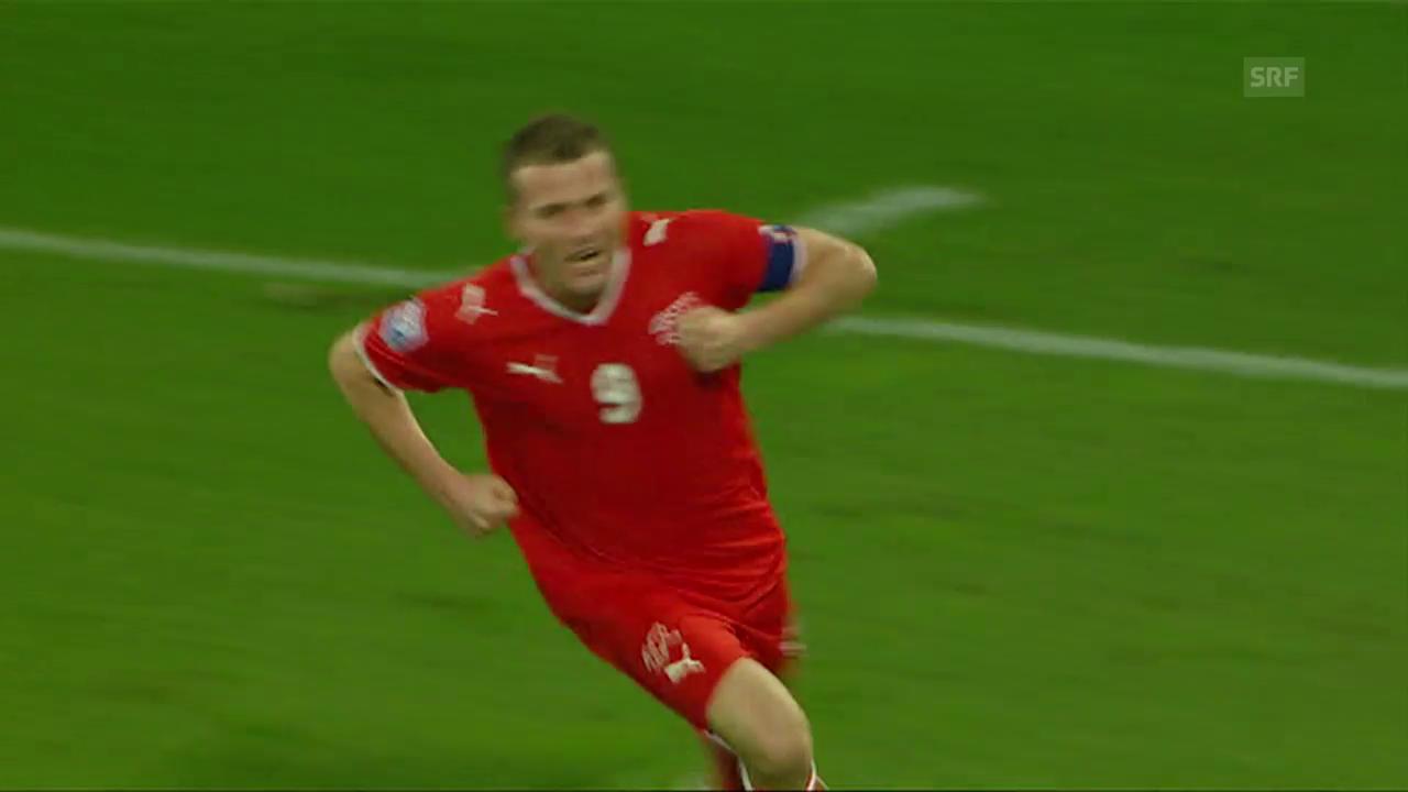 2008: Schweiz vs. Lettland – kapitaler Erfolg nach Luxemburg-Pleite