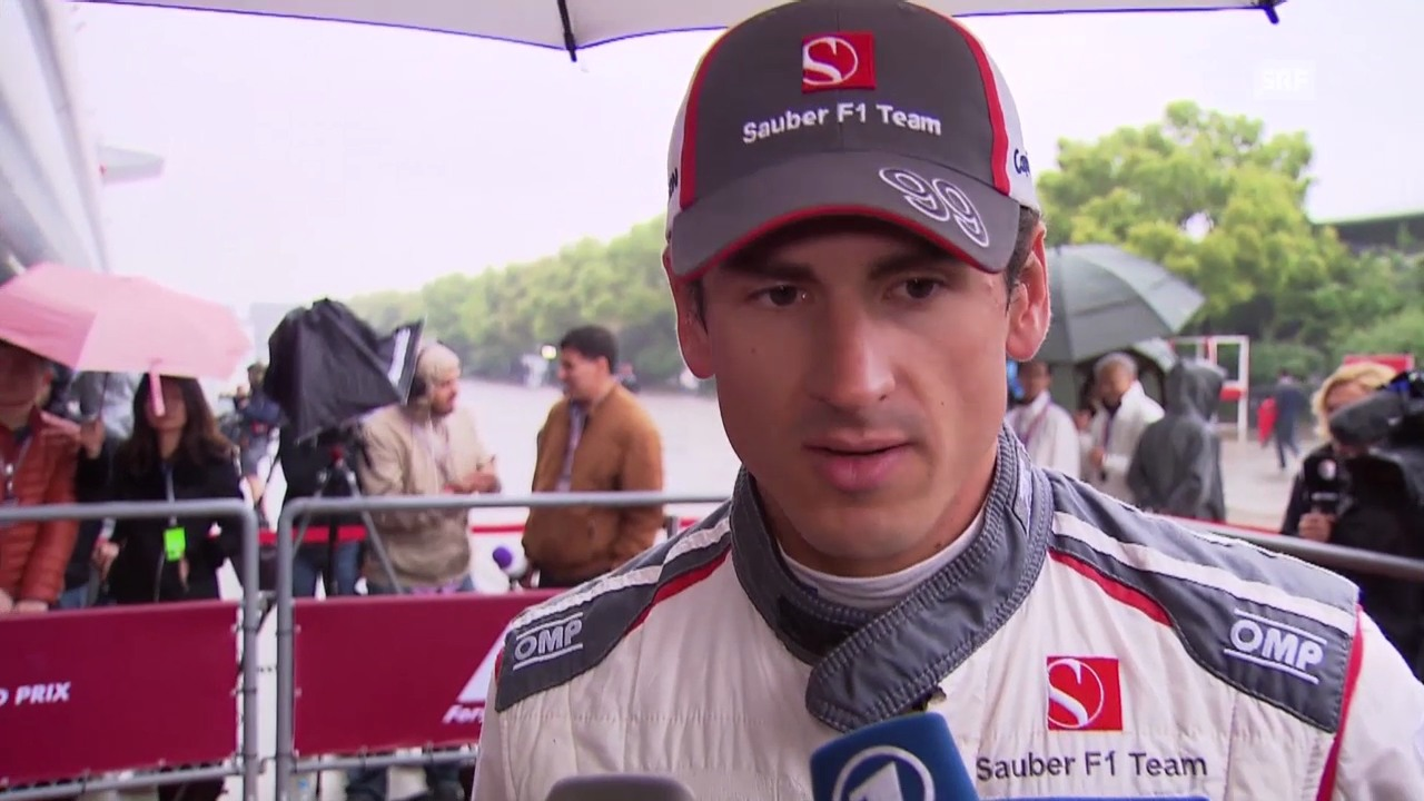 Formel 1: GP China, Qualifying, Interview Adrian Sutil