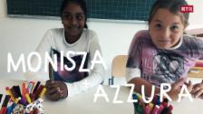 Laschar ir video «Azzura e Monisza»