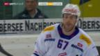 Video «Eishockey: Matchbericht Lakers-Kloten («sportaktuell»)» abspielen