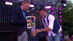 Video «iPad Magier Simon Pierro» abspielen