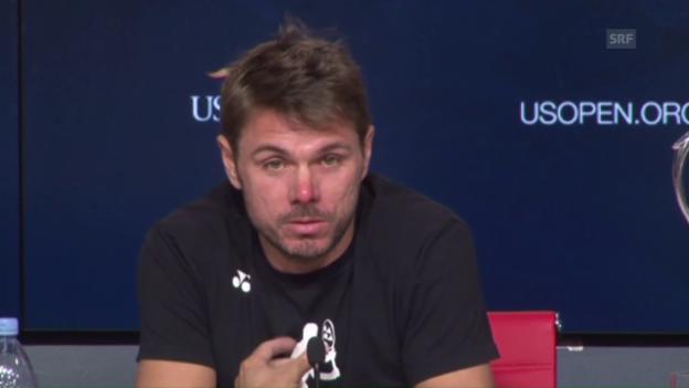 Video ««Wimbledon? Zu weit weg. Nummer 1? Zu weit weg.» (engl.)» abspielen