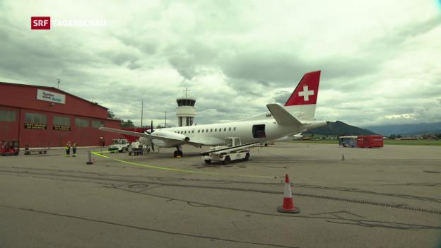 Video «CO2-Kompensation bei Reisen mit dem Flugzeug» abspielen