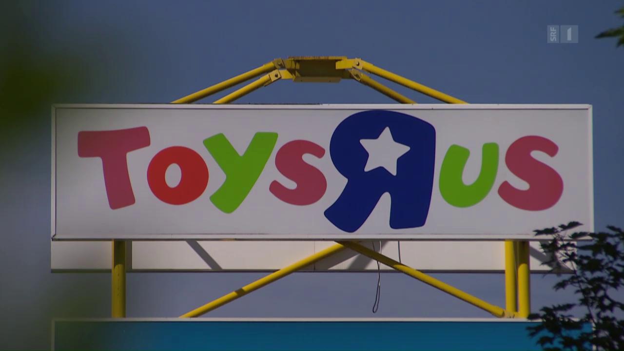 """Toys""""R""""us: Spielzeugverkäufer beutet Angestellte aus"""