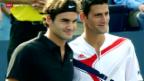 Video «Tennis: US Open, Vorschau auf den Männer-Final» abspielen