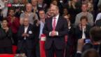 Video ««Jetzt ist Schulz»» abspielen