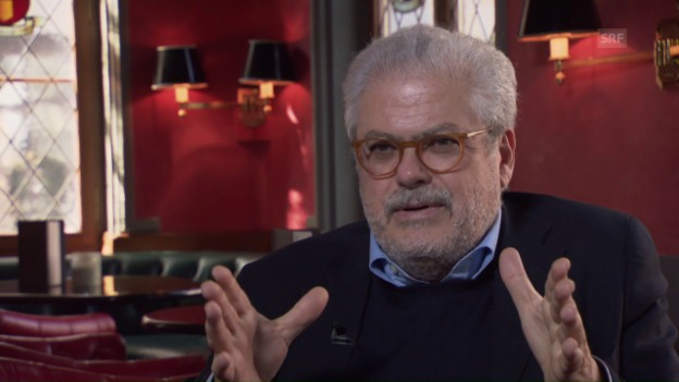 Video «4 Fragen an Roberto Andò» abspielen