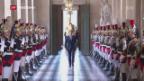 Video «Macron im Umfragetief» abspielen