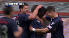 Video «Sarr schiesst den FC Zürich zum Cupsieg» abspielen