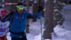 Video «Dario Cologna vor dem Saisonstart» abspielen