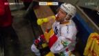Video «Eishockey: NLA, Ambri - Biel» abspielen