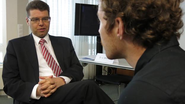 Andreas Rickenbacher zieht Bilanz (Christian Liechti, 17.05.2013)