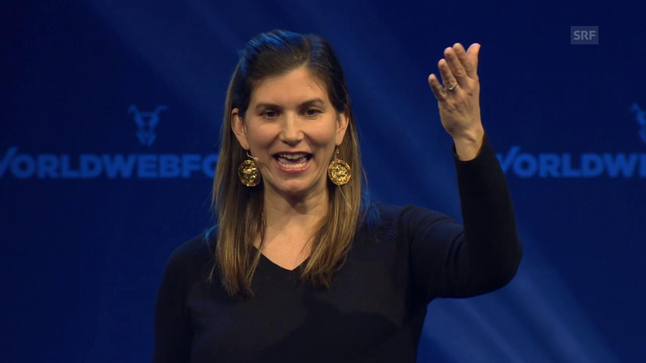 Carissa Carterer (d-School): Was CEOs von Designern lernen können