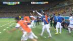 Video «Fussball: Griechenland - Elfenbeinküste: Die Live-Highlights» abspielen
