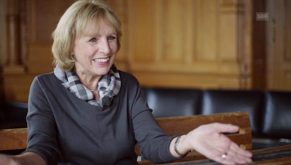 Ursula Hallers Klavierlehrer roch nach Knoblauch