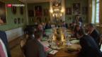 Video «Gespräche um Rahmenabkommen» abspielen
