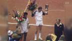 Video «Modesünden auf dem Court: Wofür sich Tennishelden heute schämen» abspielen