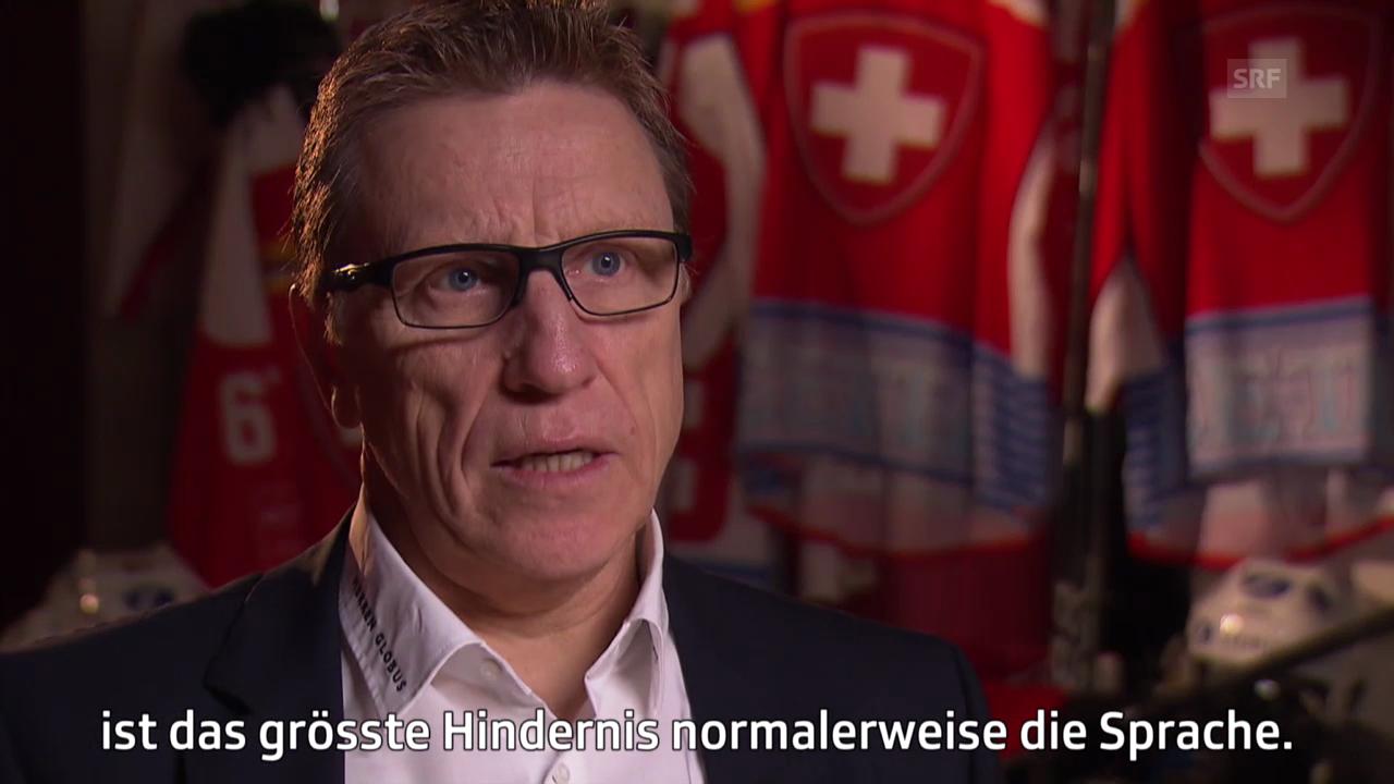 Eishockey: Nati-Coach Glen Hanlon über die Schweiz