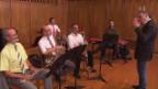 Video «Dani Ziegler mit Bundeshausband» abspielen