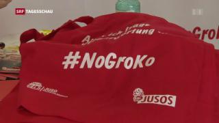 Video «SPD: Grünes Licht für Sondierungsgespräche» abspielen
