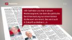 Video «Blocher baut seinen Einfluss in der Medienbranche aus» abspielen