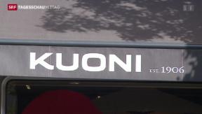 Video «Kuoni schreibt Verlust» abspielen