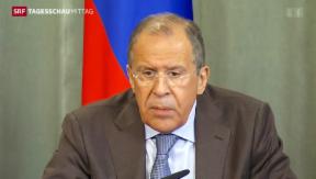 Video «Russland respektiert Abspaltungsreferendum» abspielen