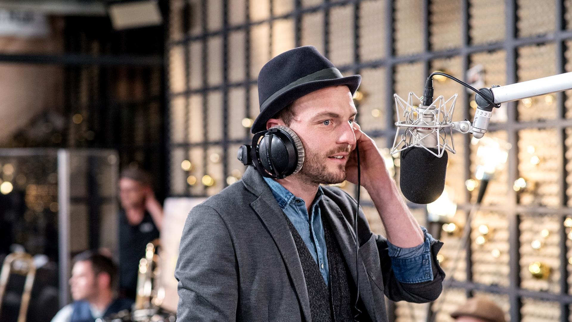 Troubas Kater live in der Glasbox: «Säg kes Wort»