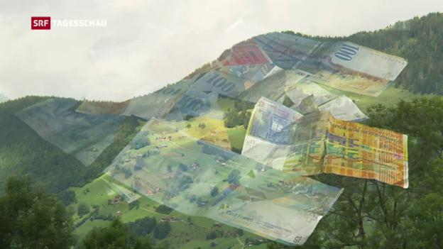Video «Im Tourismus fliesst Geld ab» abspielen