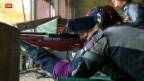Video «Schützenhaus Opfer der Flammen» abspielen