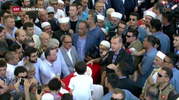 Video «Erdogan übt nicht nur Vergeltung – er hetzt nun» abspielen