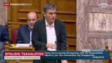 Video «Vor dem Schicksalsvotum in Athen» abspielen