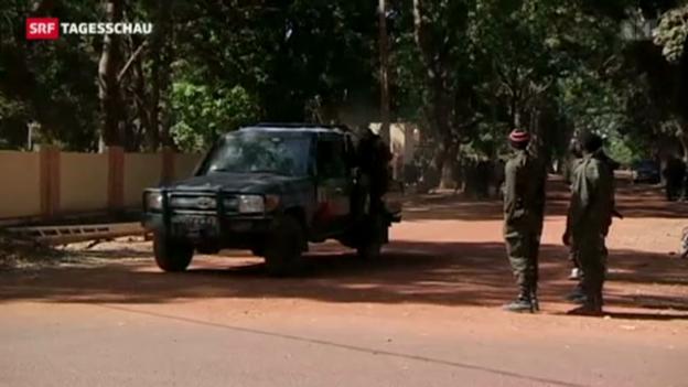 Video «Regierungstruppen auf dem Vormarsch» abspielen