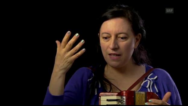 Video ««Mir kamen die Tränen» (Erika Stucky)» abspielen