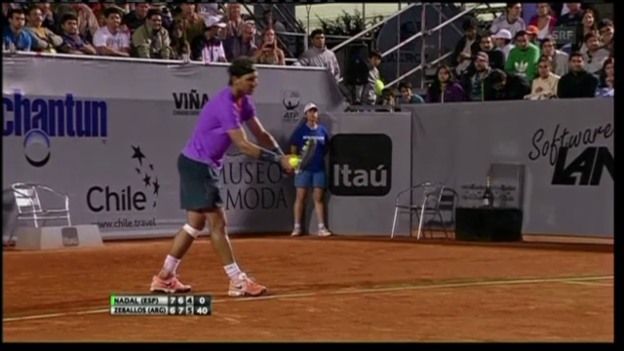 Video «Nadal Final Viña del Mar» abspielen