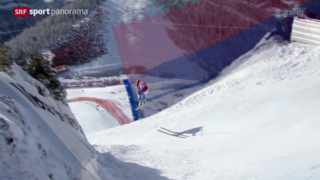 Video «Ski: Beat Feuz, der «Mozart auf Ski»» abspielen
