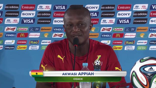 Video «Vorschau Portugal - Ghana» abspielen