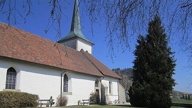 Glockengeläut der reformierten Kirche in Guggisberg