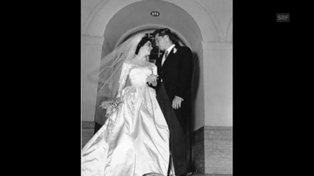 Video «Elizabeth Taylors Hochzeitskleid» abspielen