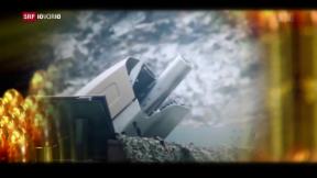 Video «FOKUS: Nationalrat will bei Waffenexporten selbst entscheiden» abspielen