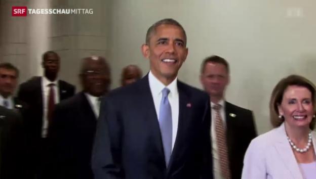 Video «Schlappe für Obama» abspielen