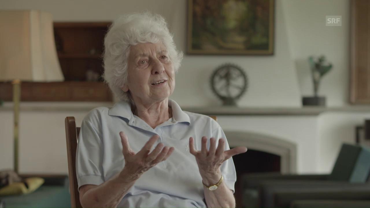 Sylvia Caduff über erste Dirigier-Programme