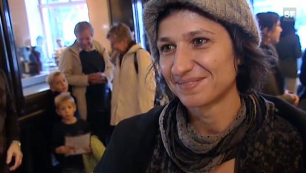 Video «Nadja Sieger: Frech wie Michel aus Lönneberga» abspielen
