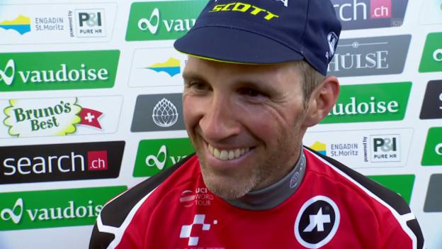 Video «Albasini: «Ich habe gedacht, ich sei der beste Thurgauer ...?»» abspielen